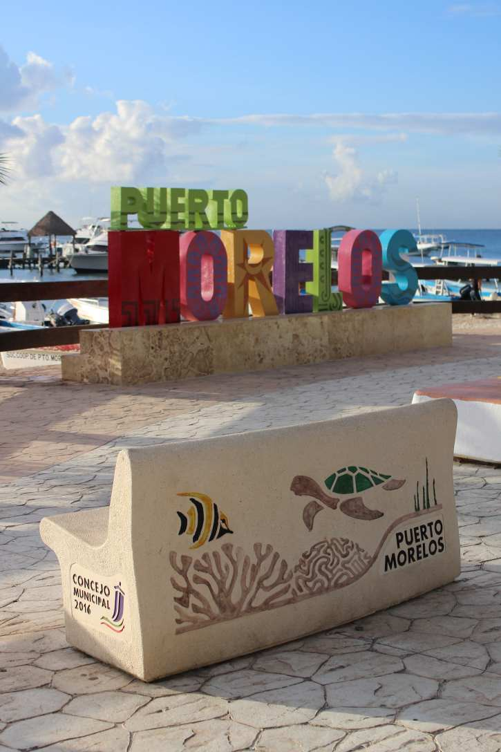 Parque Puerto Morelos