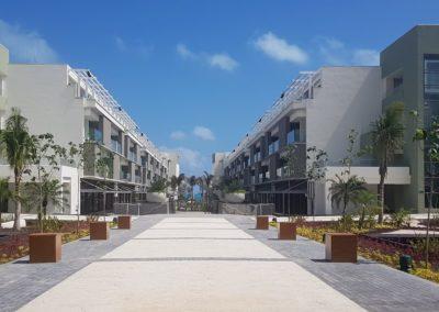 Hotel Catalonia Costa Mujeres - Taller de Prefabricados