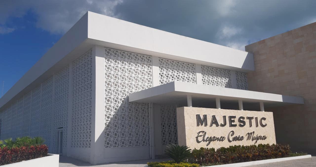 Hotel Majestic Costa Mujeres - Taller de Prefabricados