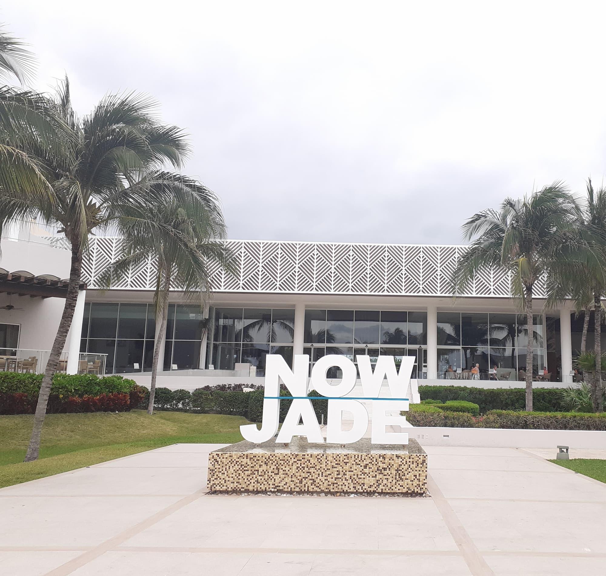 Hotel Now Jade Puerto Morelos - Taller de Prefabricados