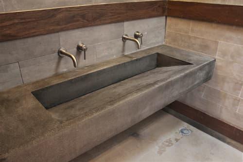 Mesetas y lavaderos - Taller de Prefabricados