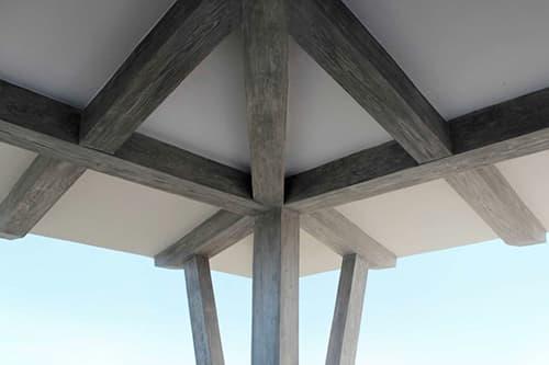 Pergolados y techumbres - Taller de Prefabricados
